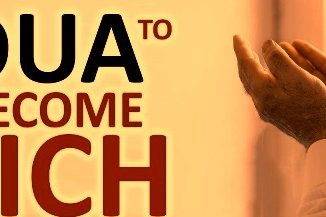 Dua To Be Famous And Wealthy